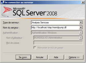 Executing Mdx Queries Against An Sql Server 2008 Analysis Services Database In Java Celinio S Technical Blog Learning And Adapting