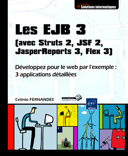 My book on EJB 3 is now on